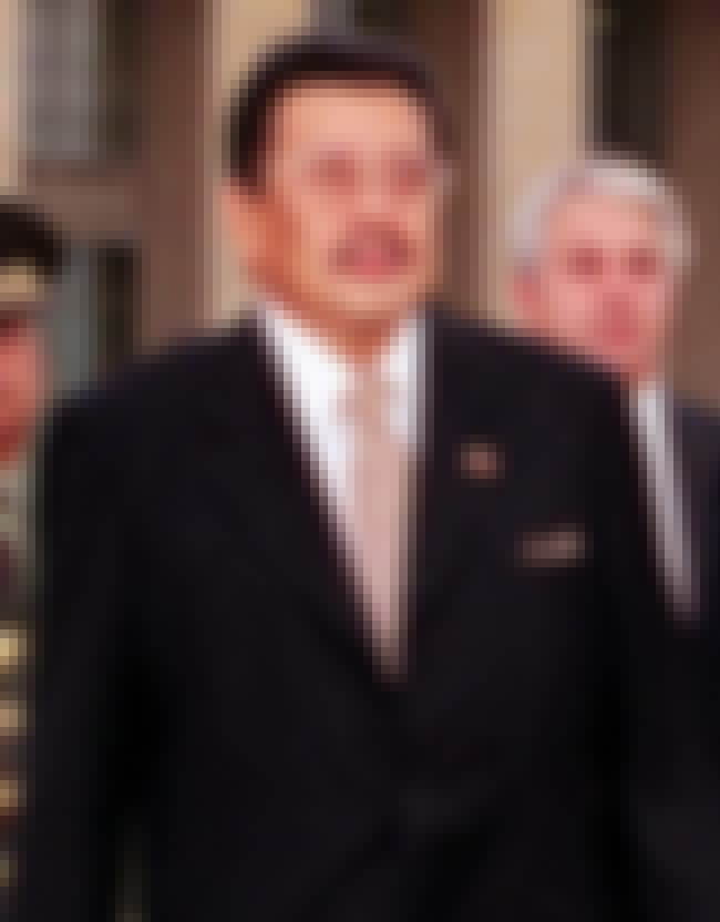 Joseph Estrada is listed (or ranked) 1 on the list Members of the Estrada Family