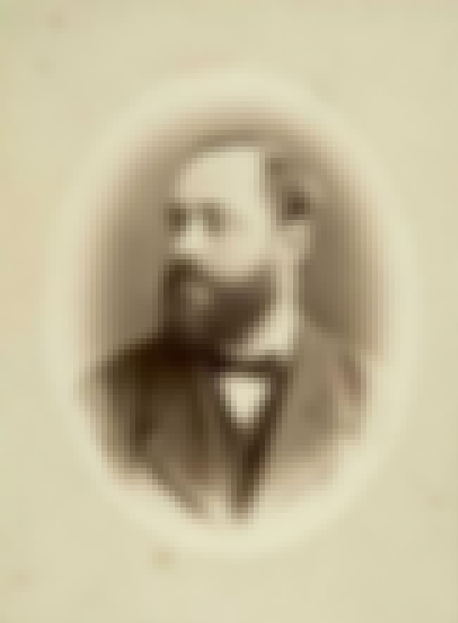 Joseph James Hargrave is listed (or ranked) 3 on the list Famous Madras College Alumni