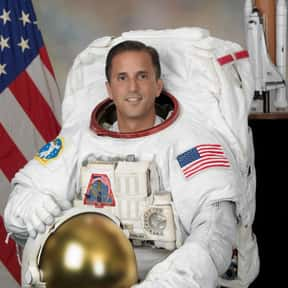 Joseph M. Acaba is listed (or ranked) 1 on the list People Who Have Been To Space