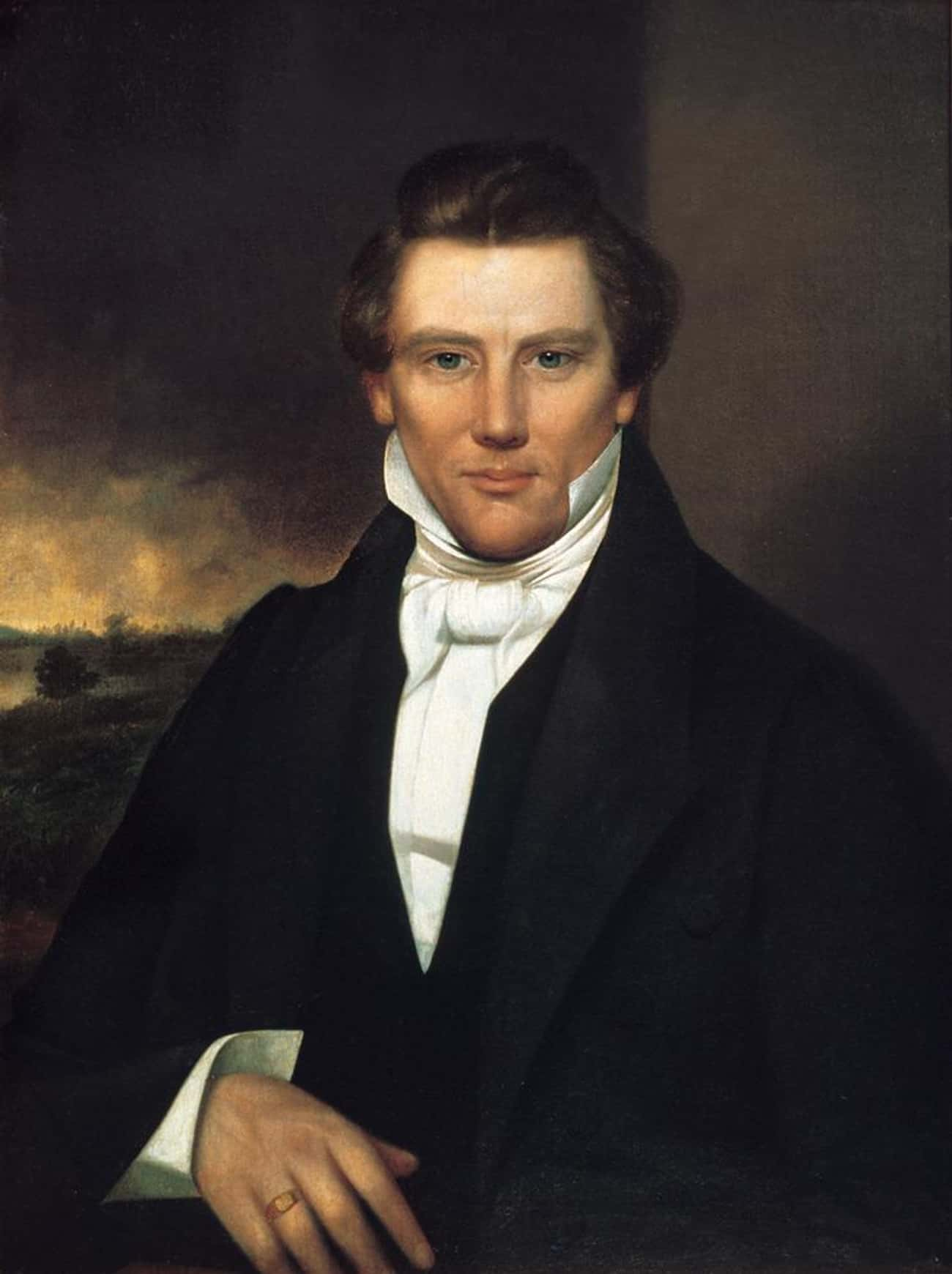 Joseph Smith, Jr. is listed (or ranked) 1 on the list Famous U.S. Assassinations