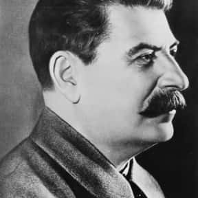 Joseph Stalin is listed (or ranked) 5 on the list Who Is The Most Famous Joe/Joseph In The World?