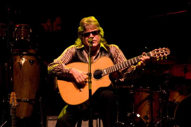 José Feliciano is listed (or ranked) 1 on the list Famous Guitarists from Puerto Rico