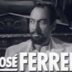 José Ferrer is listed (or ranked) 6 on the list Famous TV Actors from Puerto Rico