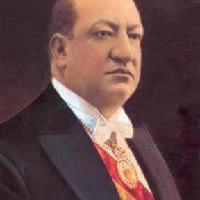 José Luis Tejada Sorzano is listed (or ranked) 13 on the list Famous People From Bolivia