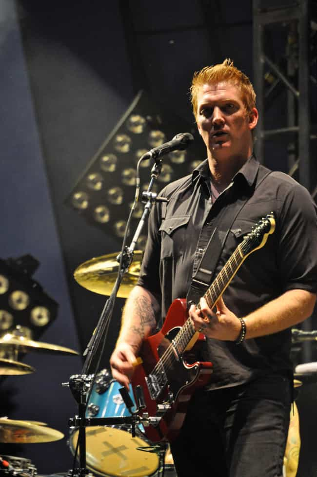 Joshua Homme is listed (or ranked) 6 on the list Celebrities Who Live In Palm Springs