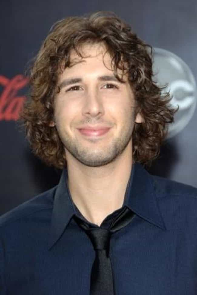 Josh Groban is listed (or ranked) 2 on the list Michelle Trachtenberg Loves and Hookups