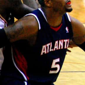 Josh Smith is listed (or ranked) 13 on the list The Best Atlanta Hawks Small Forwards of All Time