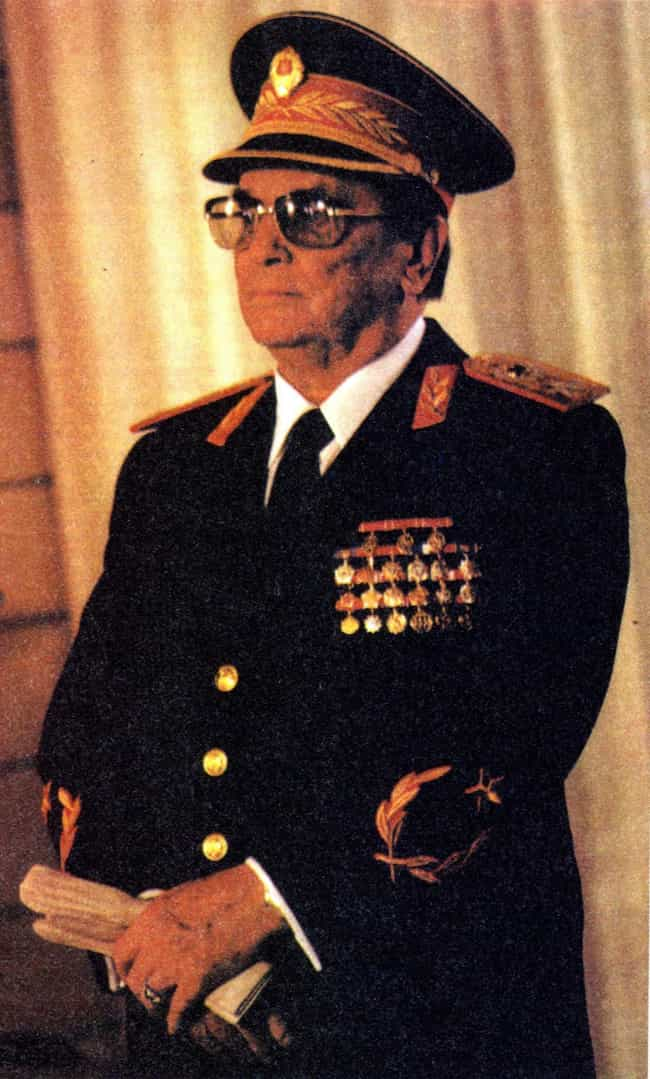 Josip Broz Tito is listed (or ranked) 1 on the list Famous People Born in 1892