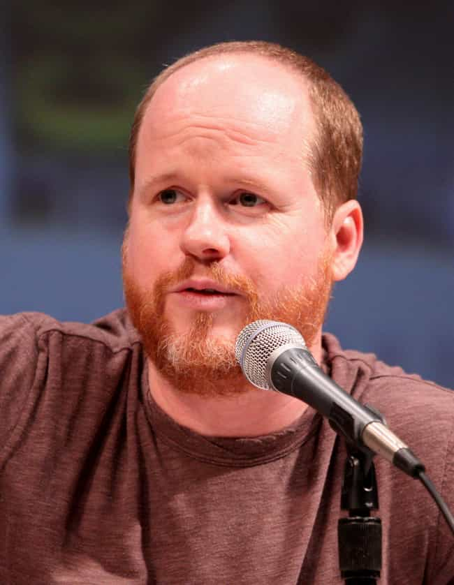 Joss Whedon is listed (or ranked) 4 on the list Who Hollywood's Most Elite Celebrities Are Voting For in 2016