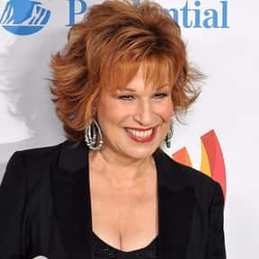 Joy Behar is listed (or ranked) 5 on the list The Most Annoying A-List Actors