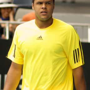 Jo-Wilfried Tsonga is listed (or ranked) 23 on the list The Best Men's Tennis Players in the World Right Now