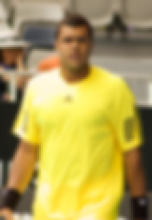 Jo-Wilfried Tsonga is listed (or ranked) 2 on the list The Best Tennis Players from France