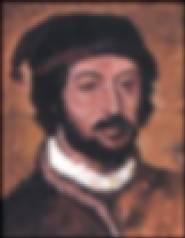 Juan de la Cosa is listed (or ranked) 7 on the list List of Famous Conquistadors