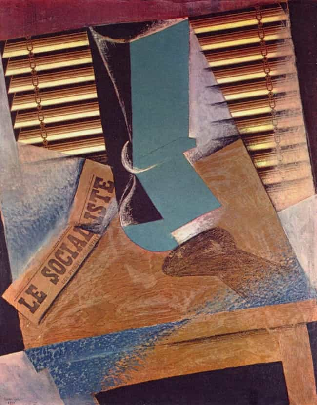 Juan Gris is listed (or ranked) 3 on the list Famous Cubist Artists, Ranked