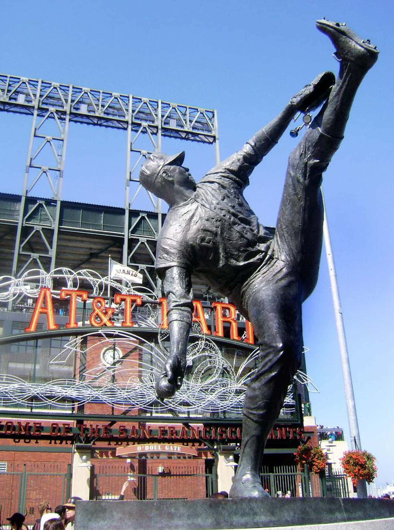 Juan Marichal is listed (or ranked) 3 on the list The Best Athletes Who Wore #27