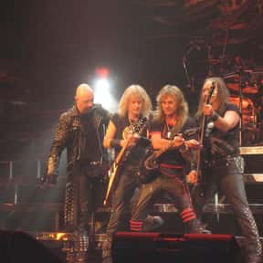 Judas Priest is listed (or ranked) 10 on the list The Best Guitar Teams