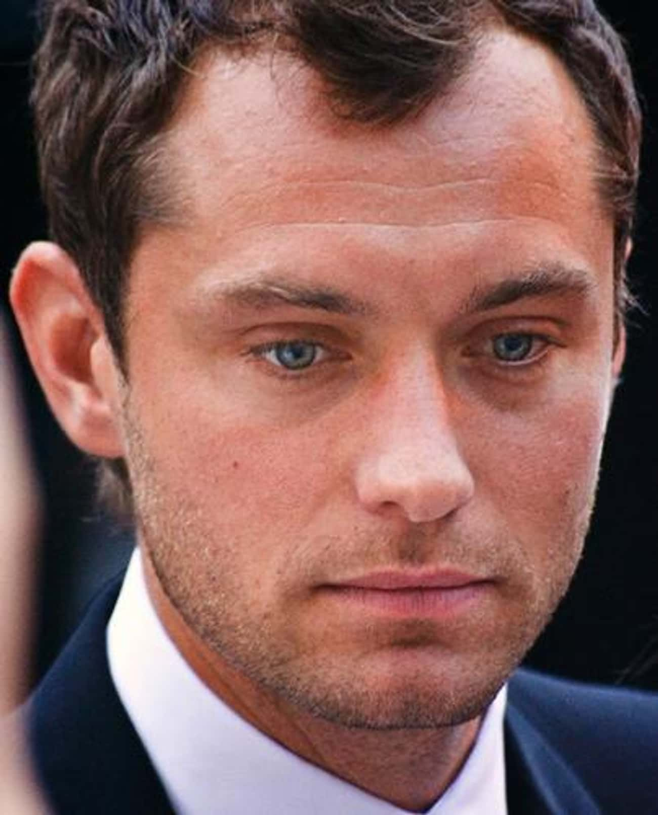 Jude Law is listed (or ranked) 2 on the list The Most Captivating Celebrity Eyes (Men)