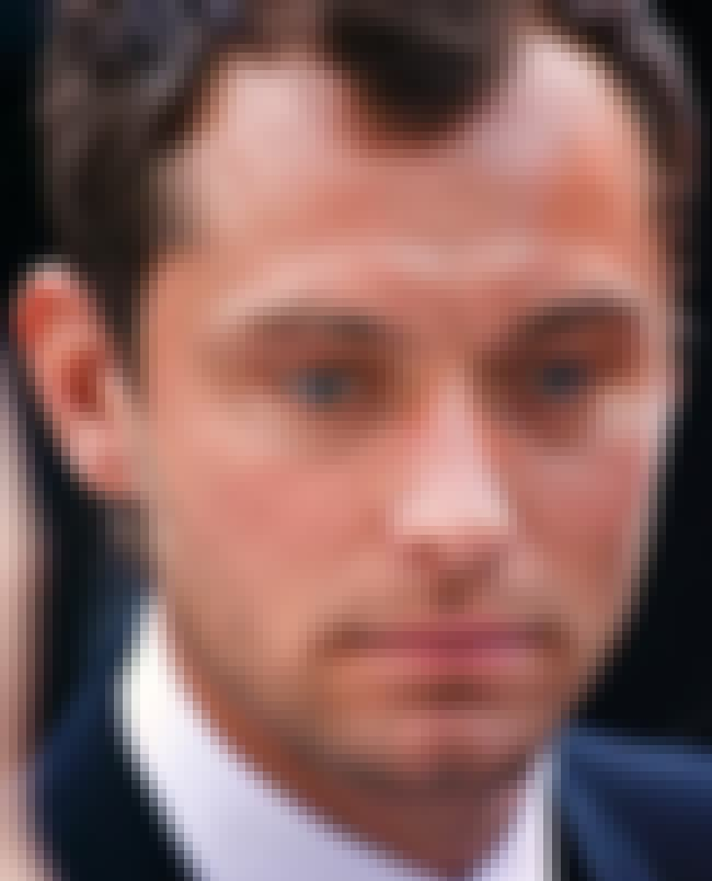 Jude Law is listed (or ranked) 3 on the list The Most Captivating Celebrity Eyes (Men)