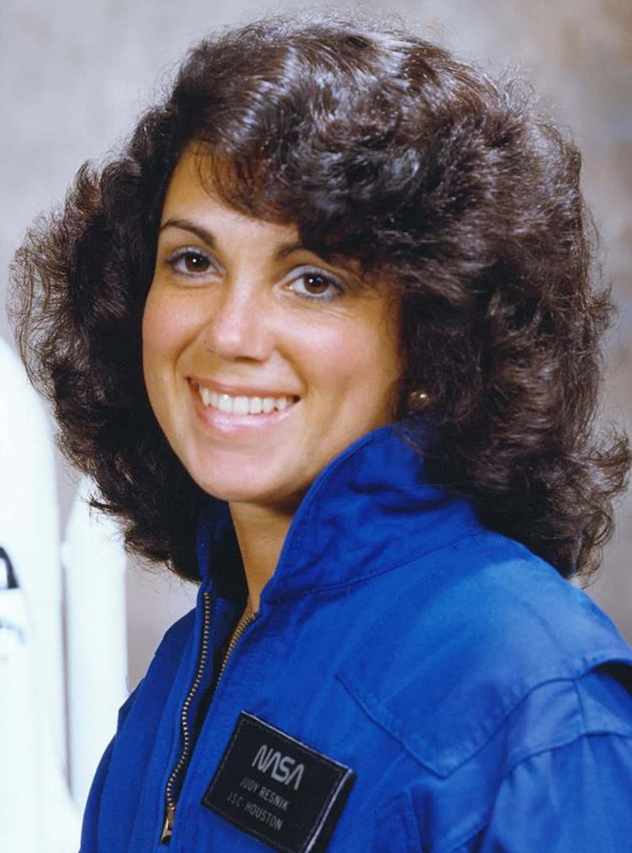 Judith Resnik is listed (or ranked) 3 on the list The Hottest Lady Astronauts In NASA History