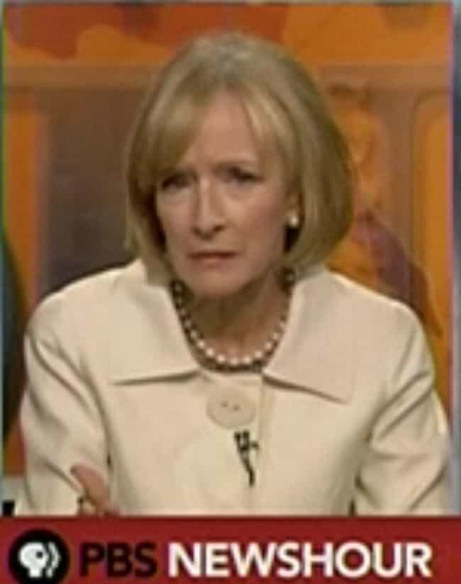 Judy Woodruff is listed (or ranked) 2 on the list Famous Female TV News Anchors