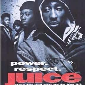 Juice is listed (or ranked) 5 on the list The Best Black Action Movies, Ranked
