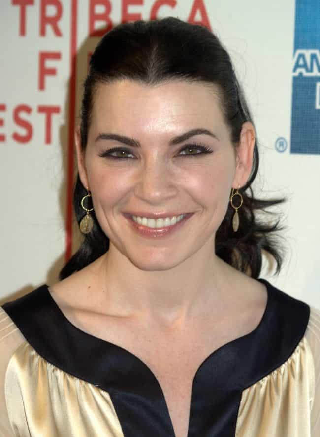 Julianna Margulies is listed (or ranked) 10 on the list 25 Famous People with Jewish Fathers
