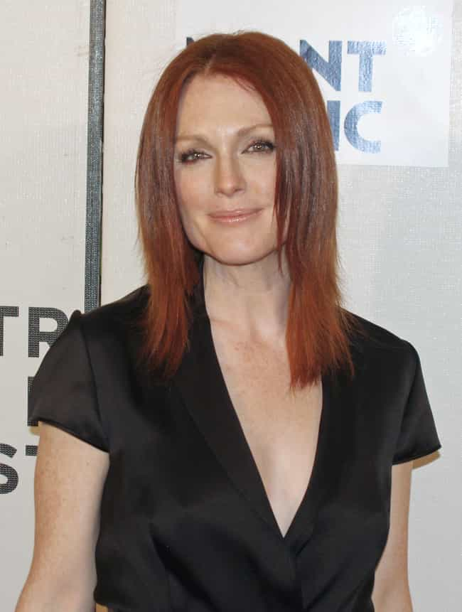 Julianne Moore is listed (or ranked) 2 on the list Celebrities Who Had Their Appendix Removed