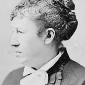 Julia Grant is listed (or ranked) 22 on the list The Most Loved American First Ladies