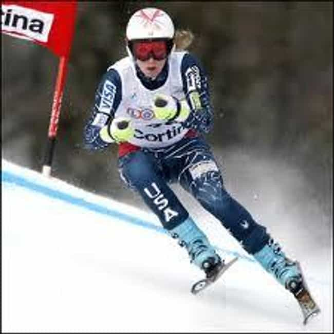 Julia Mancuso is listed (or ranked) 2 on the list Famous Female Alpine Skiers
