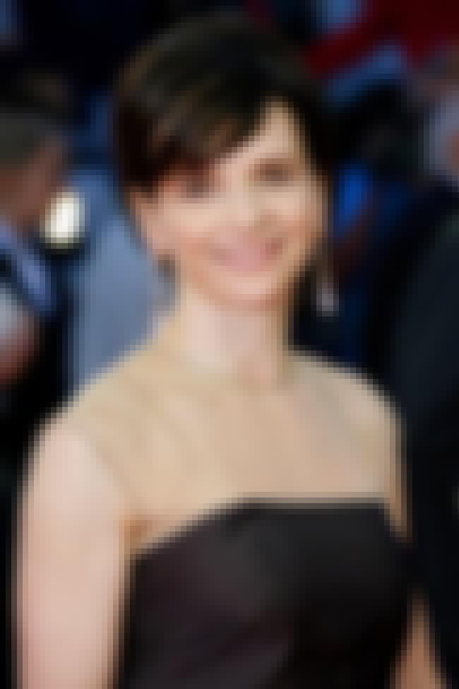 Juliette Binoche is listed (or ranked) 4 on the list List of Famous Human Rights Activists