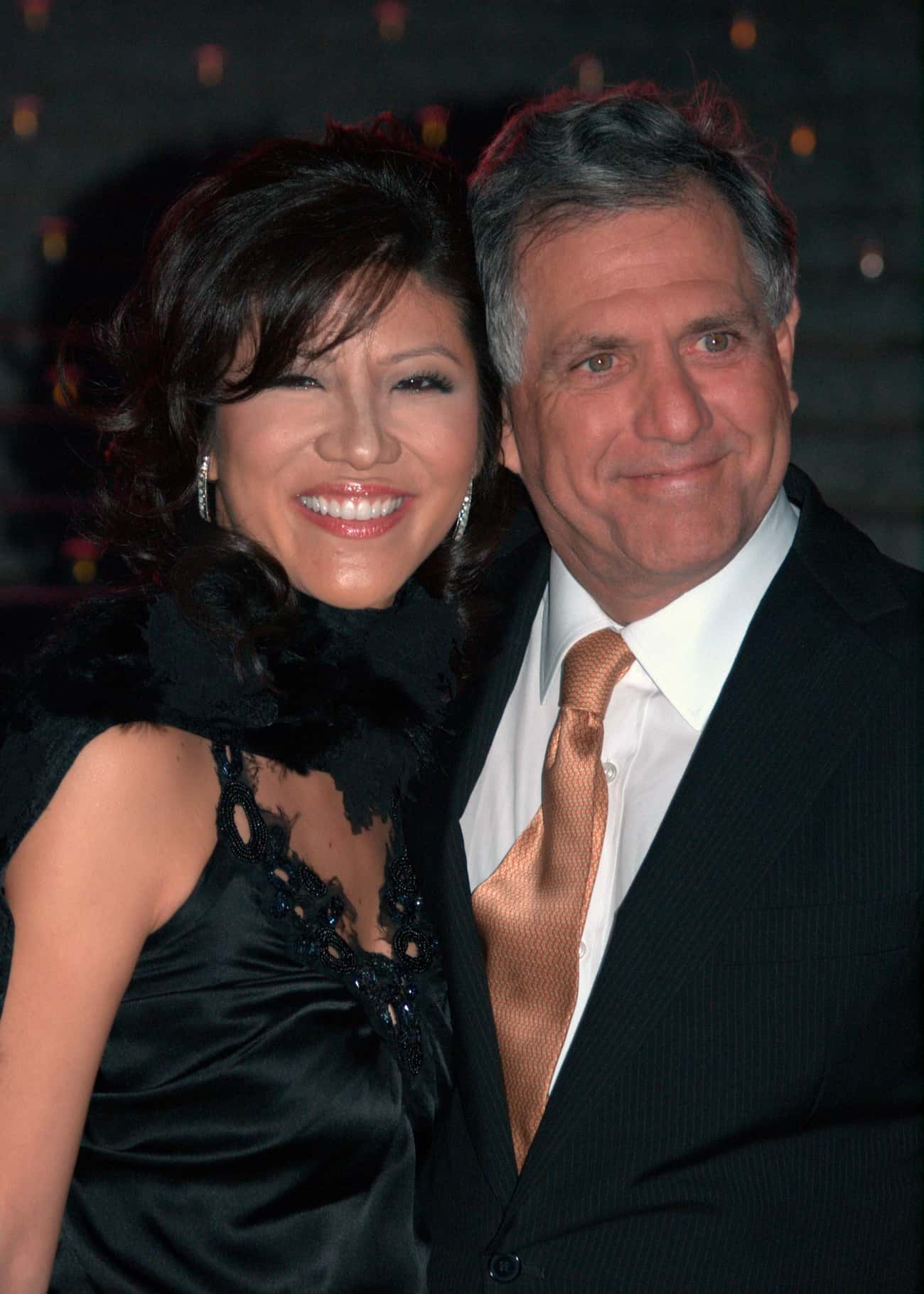 Julie Chen is listed (or ranked) 4 on the list Famous Female News Presenters