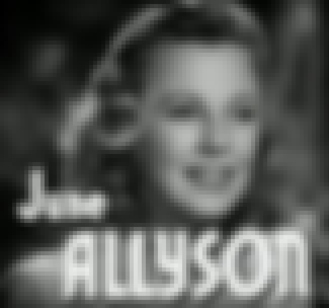 June Allyson is listed (or ranked) 3 on the list Famous People Who Died of Pulmonary Embolism