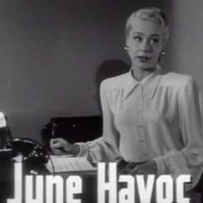 June Havoc is listed (or ranked) 20 on the list TV Actors from Seattle