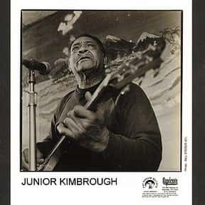 Junior Kimbrough is listed (or ranked) 20 on the list Capricorn Records Complete Artist Roster