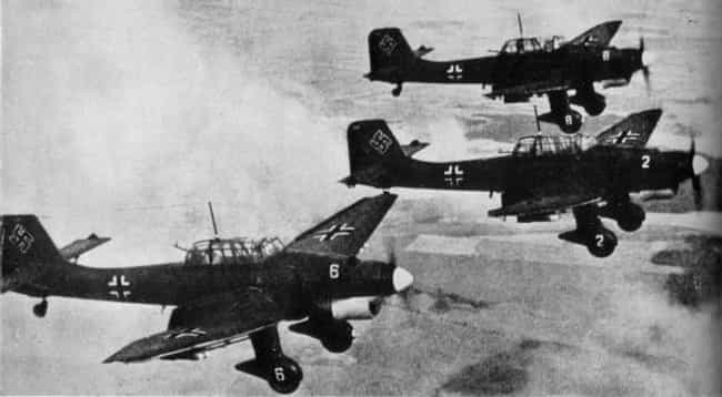 Planes Used By History Of The Luftwaffe During World War II