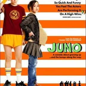 Juno is listed (or ranked) 21 on the list The Greatest Teen Movies of the 2000s