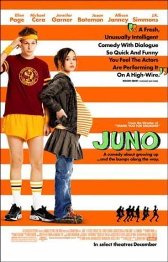 Juno is listed (or ranked) 4 on the list What To Watch If You Love 'New Girl'