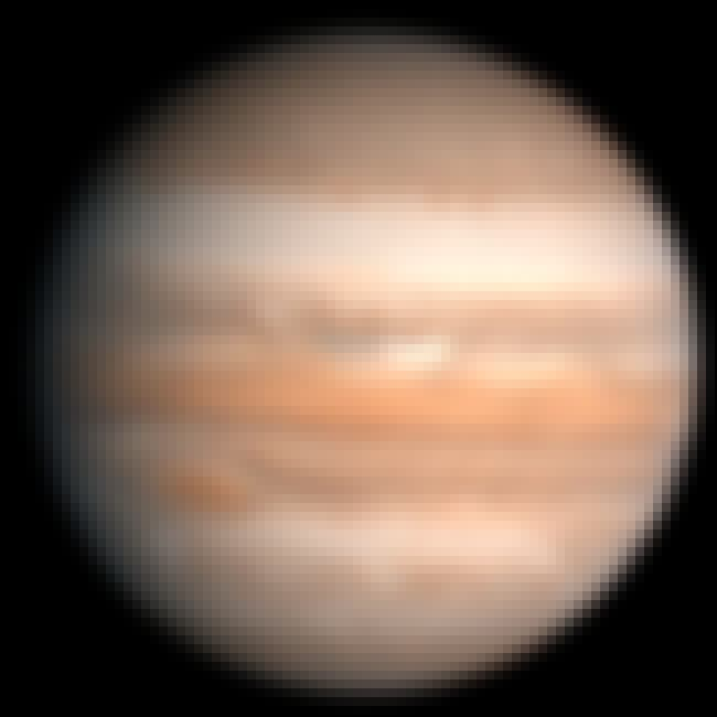 Jupiter is listed (or ranked) 3 on the list The Best Planets in the Solar System