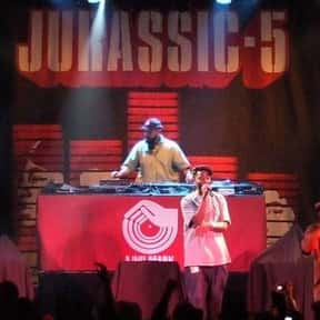 Jurassic 5 is listed (or ranked) 11 on the list The Strangest Opening Act Bookings Ever