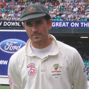 Justin Langer is listed (or ranked) 25 on the list Famous People From Perth