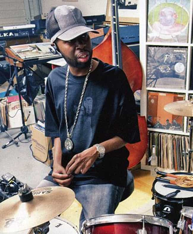 J Dilla is listed (or ranked) 3 on the list The Best Abstract Hip Hop Groups/Artists