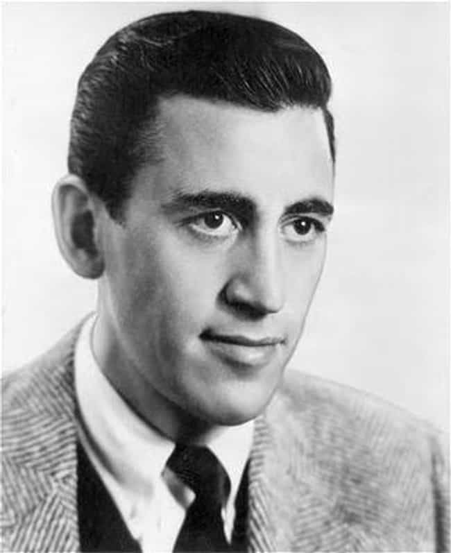J. D. Salinger is listed (or ranked) 3 on the list Famous People Who Went to Military School