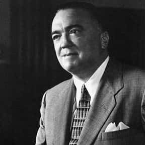 J. Edgar Hoover is listed (or ranked) 5 on the list List of Famous Police Officers
