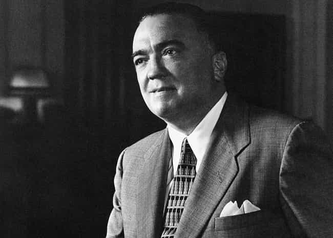 J. Edgar Hoover is listed (or ranked) 2 on the list Famous People Who Died of Heart Attack
