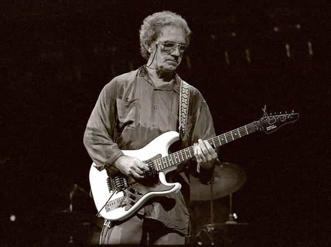 J.J. Cale is listed (or ranked) 2 on the list Famous Guitarists from Oklahoma