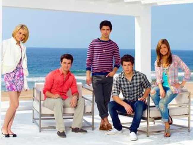J.O.N.A.S! is listed (or ranked) 8 on the list The Top Ten Worst Disney Channel Shows