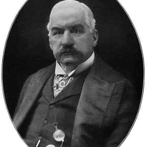J. P. Morgan is listed (or ranked) 5 on the list List of Famous Financiers