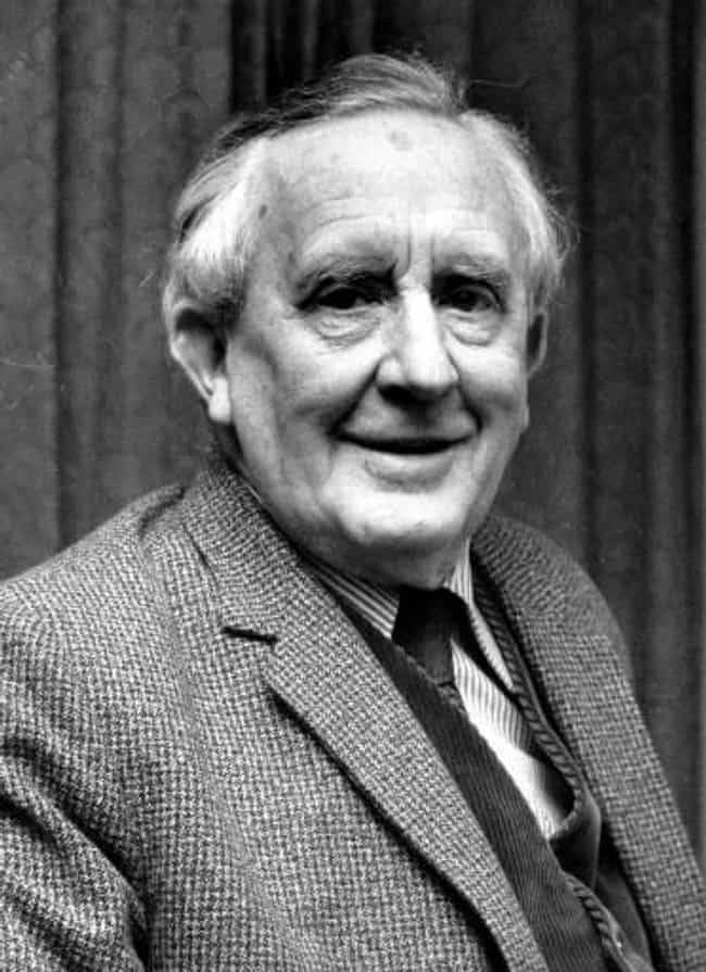 J. R. R. Tolkien is listed (or ranked) 4 on the list People Who Most Deserve Biopics (But Don't Have One Yet)