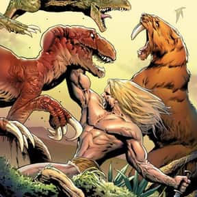 Ka-Zar is listed (or ranked) 21 on the list Special Operations Heroes from Marvel Avengers Alliance