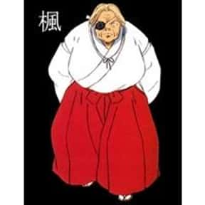 Kaede is listed (or ranked) 10 on the list List of All Inuyasha Characters, Best to Worst